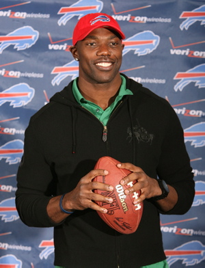 Buffalo Bills Terrell Owens